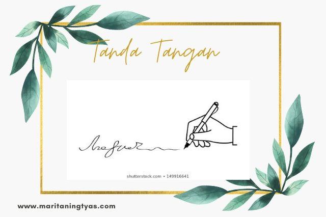 signature handwriting analysis