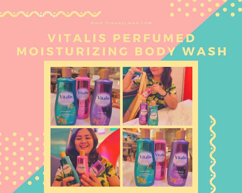 Vitalis Body Wash : Sabun Mandi Anak Millenial