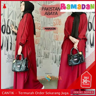 DDE061D52 Dress Jumbo Wanita Kalila Lebaran All 2019 Size BMGShop