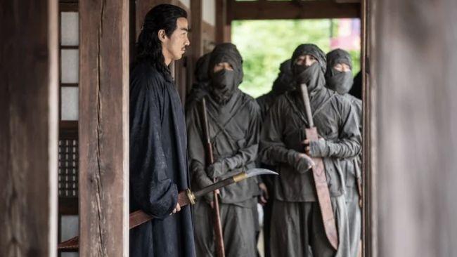 Bintangi The Swordsman, Joe Taslim Curhat di Medsos