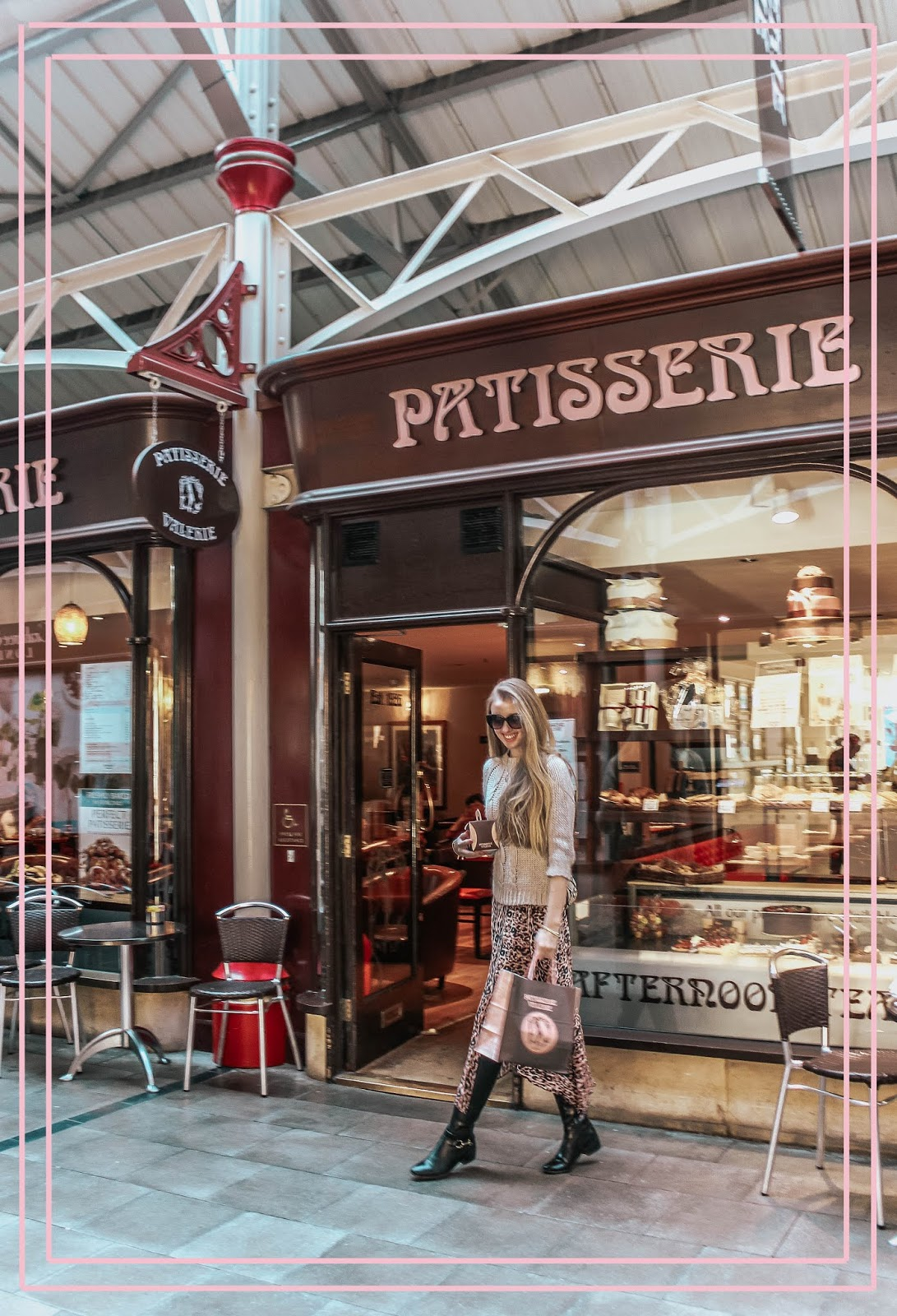 Patisserie Valerie Afternoon Tea for 2 in Windsor