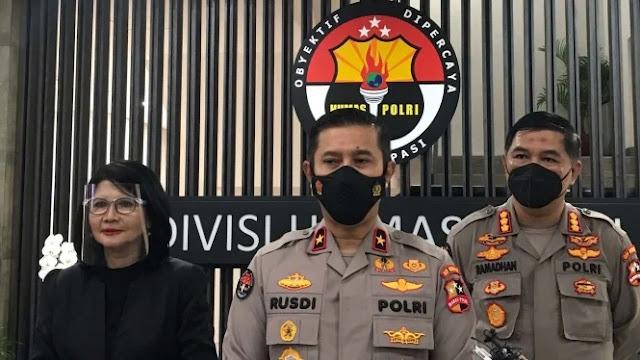 Polri Bantah Mutasi Irjen Eko Indra Imbas Donasi Bodong Akidi Tio