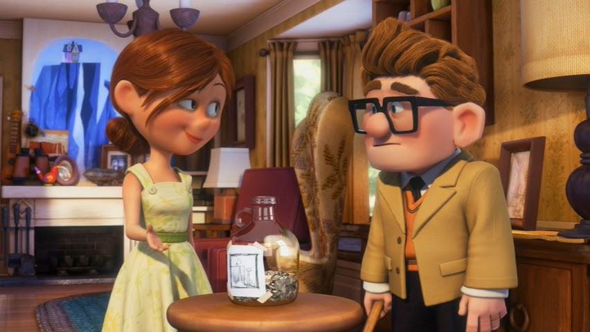 Film Geek Guy - Money Jar Up Movie