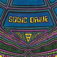 Jalayan - Sonic Drive CD artwork