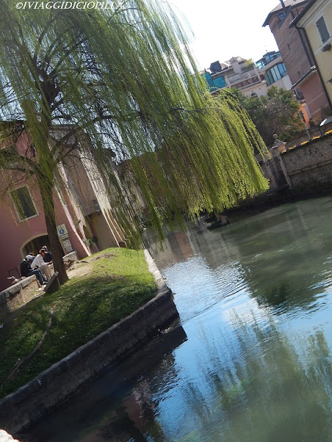 Canale dei Burianelli Treviso