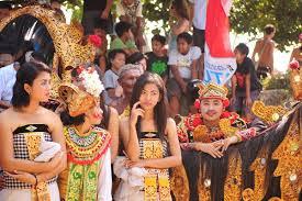 bali indonesia carnival 2017