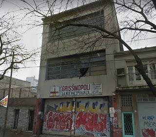 Grisines de Buenos Aires.