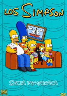 Los Simpsons Temporada 6