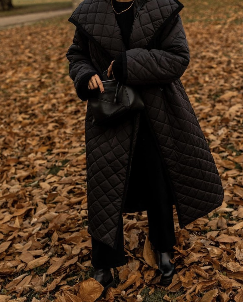 Style File   Mini Trend: The Quilted Jacket