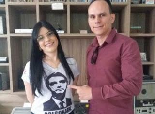 Dayane Pimentel é denunciada no MPF por suposta 'candidatura fantasma' no PSL-BA