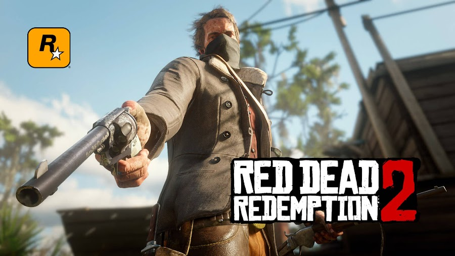 red dead redemption 2 weapons detail rockstar games