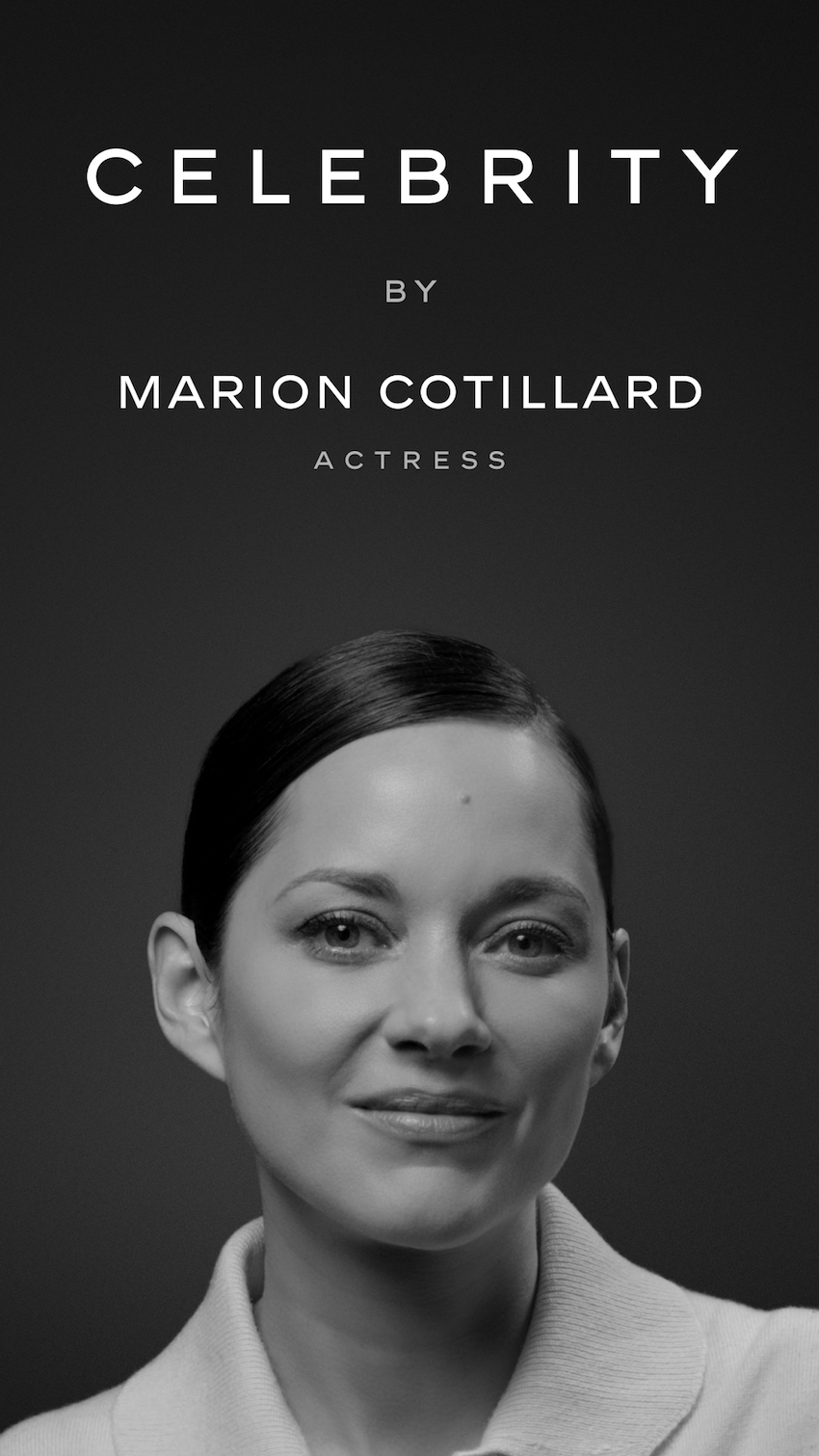 Marion Cotillard - CHANEL