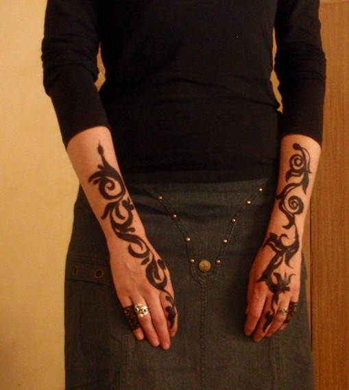 Sudanese Henna Designs: Detours In Sudan: No Perfume For Single Ladies