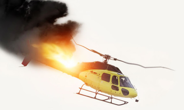 Algérie : 3 mort dans le crash d'un hélicoptère militaire