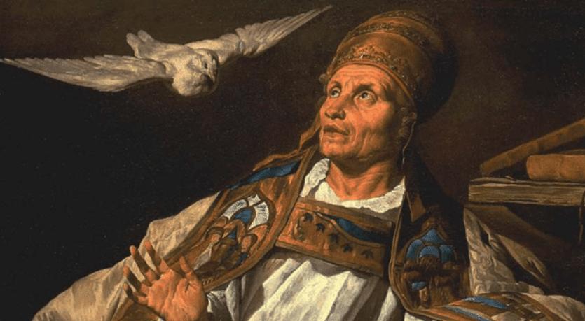 Paus, Santo Gregorius,
