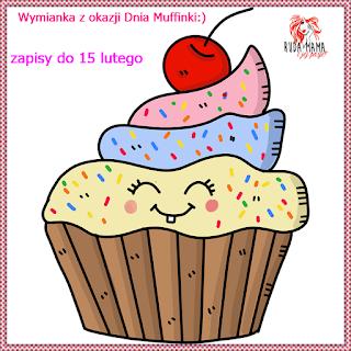 Wymianka na dzień Muffinki
