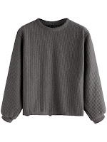 http://es.shein.com/Dark-Grey-Ribbed-Sweatshirt-p-313088-cat-1773.html?aff_id=8741