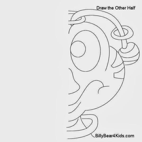 Mitades Para Dibujar Secretos Marlove