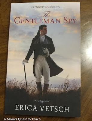 book cover over The Gentleman Spy