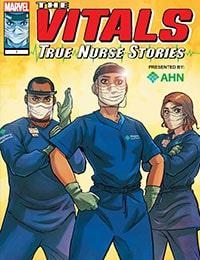 Read The Vitals: True Nurse Stories comic online
