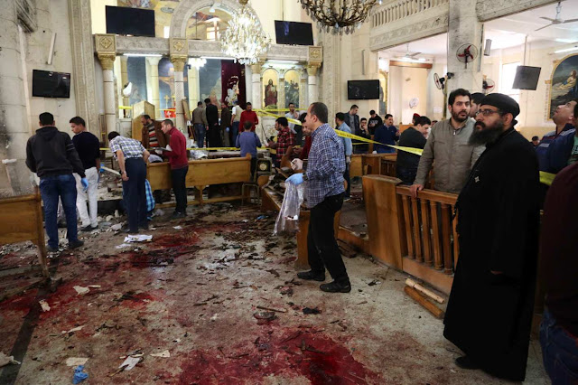 Death Toll From Islamist Attack In Egypt Now Exceeds 300