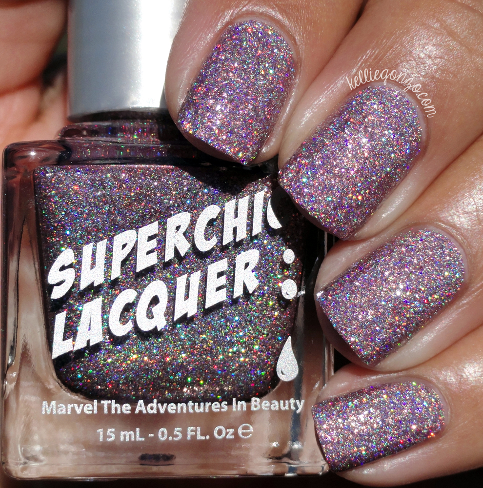SuperChic Lacquer Skin Tight