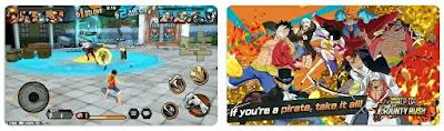 Game Anime Terbaik One Piece: Bounty Rush