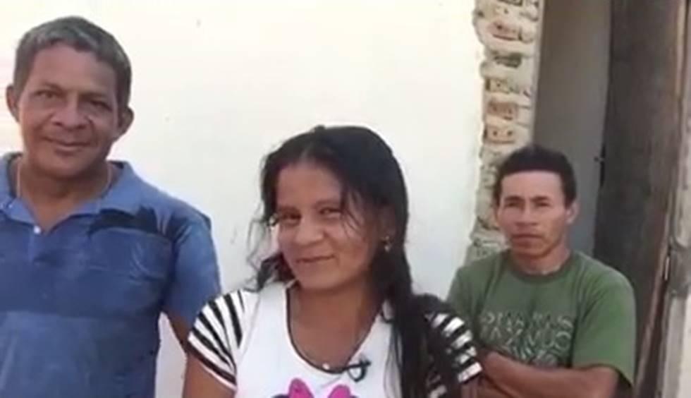 VÍDEO: Mulher vive com 'marido e amante' na mesma casa em Parnaíba