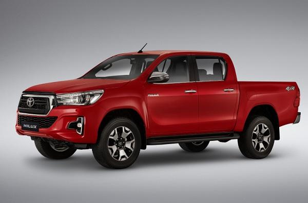 Ficha Técnica: Toyota Hilux (2019)