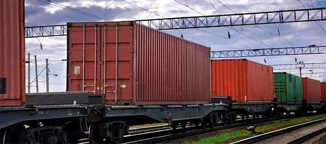 Увеличился спрос на железнодорожные перевозки между Китаем и Европой во время пандемии.