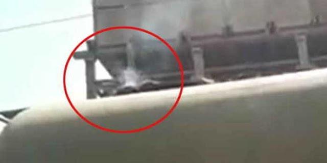 सेल्फी ने ली जान: शादी में आया था, जिंदा जल गया, VIDEO देखें | JHABUA MP NEWS