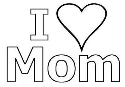 Happy Mothers Day 2012 Mother S Day Coloring Pages