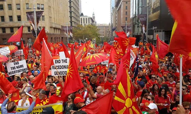 Ethnic Macedonians in Greece? Australian Census confirmed their existence!
