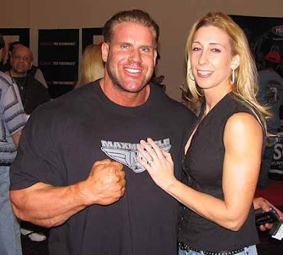 Jay Cutler Wife