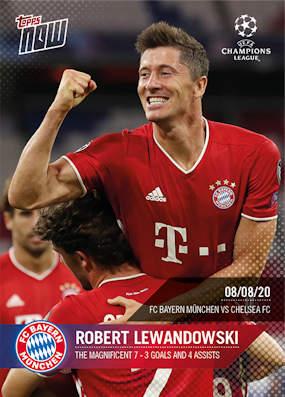 Panini FC Bayern München 2019//20 Sticker 88 Michael Cuisance