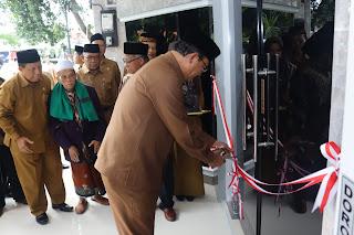 Kepala Kemenag Majalengka Resmikan Pusat Layanan Haji dan Umroh Terpadu