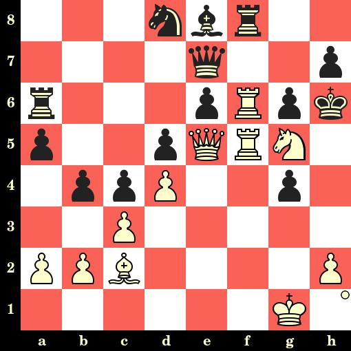 Les Blancs jouent et matent en 4 coups - Leo Fleischmann vs Xavier Tartacover, St Pétersbourg, 1909
