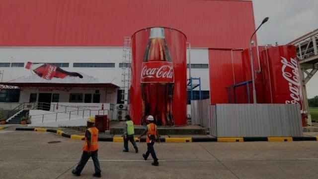Informasi Terbaru Lowongan Kerja PT Coca-Cola Amatil Indonesia (CCAI)