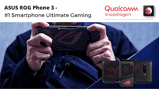 ASUS ROG Phone 3 - #1 Smartphone Ultimate Gaming