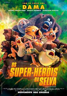 Os Super-Herois da Selva