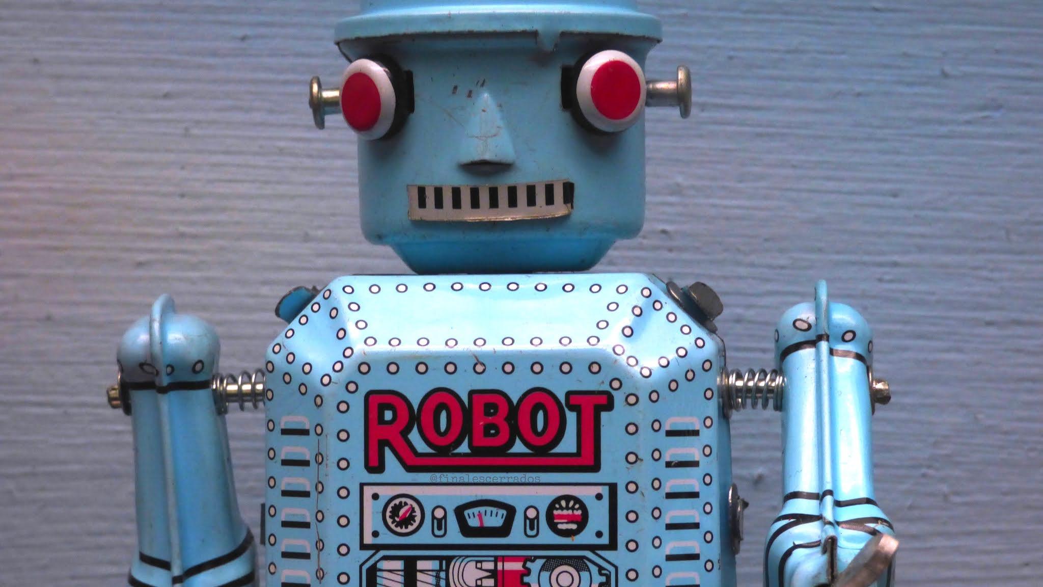 Robot asesino