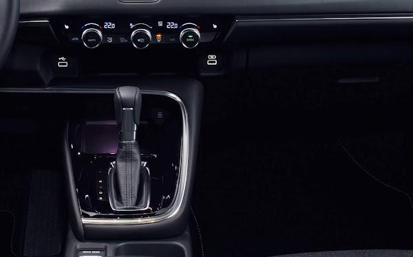 Novo HR-V 2022: dimensões, motores, consumo e detalhes oficiais