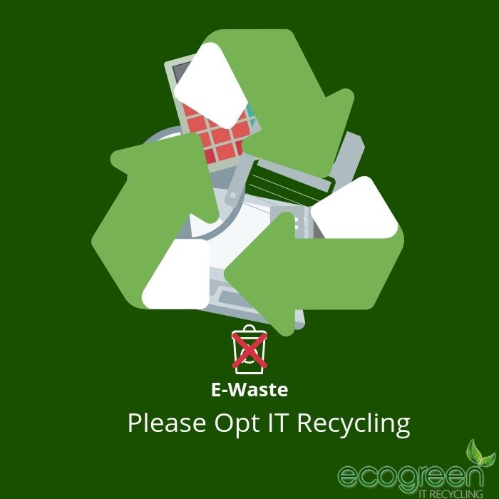 IT recycling companies