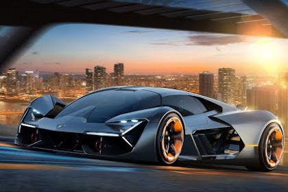 Lamborghini LB48H hypercar due one year from now: You may even say it sparkles