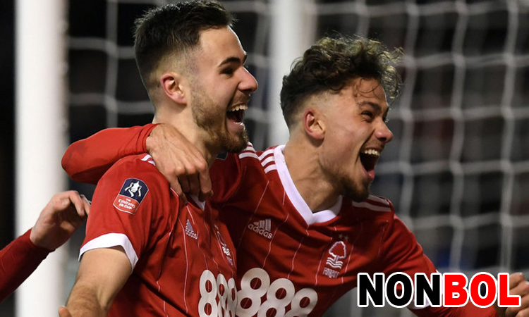 Cuplikan Gol Nottingham Forest 4-2 Arsenal | FA Cup Round 3