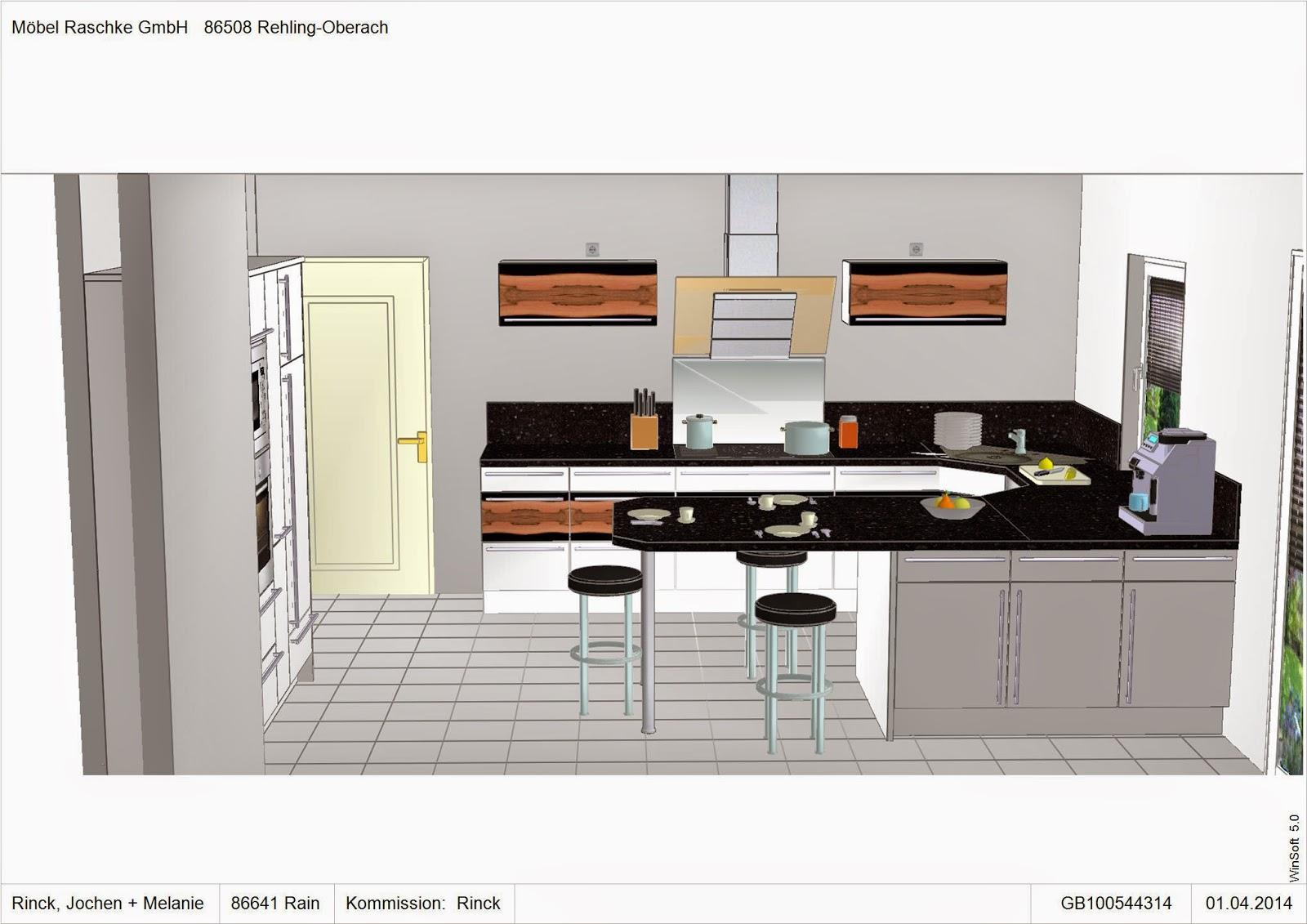 glas nischenverkleidung k che arbeitsplatte k che porta. Black Bedroom Furniture Sets. Home Design Ideas