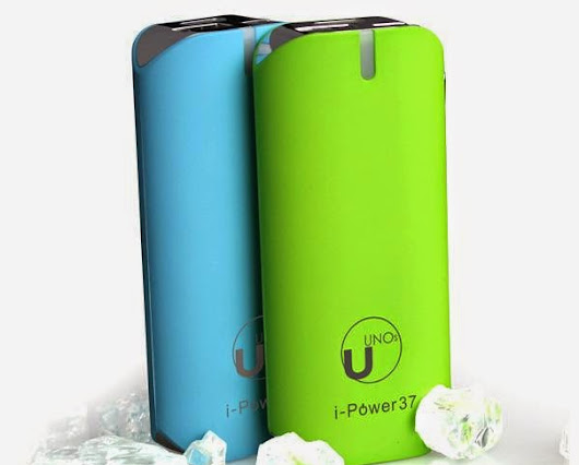 5200mAh Portable power pack for iphone UNOs iPower37