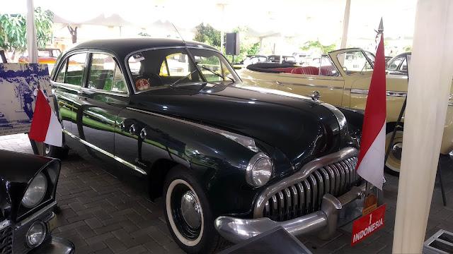 Buick Super bung Karno