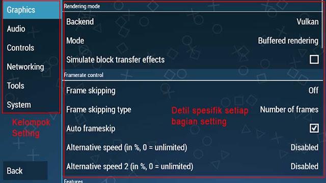 cara menggunakan ppsspp