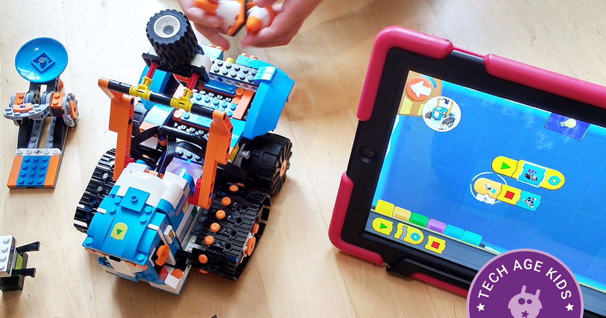 LEGO Boost Creative Toolbox Hands-On Review